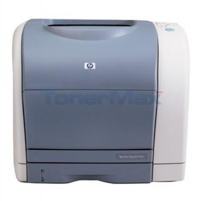 HP Color Laserjet 1500-L